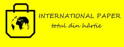 International Paper -  Totul din hartie